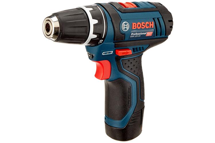 Bosch Professional GSR 12V-15 avis